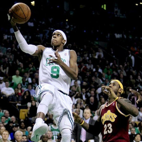 Rajon Rondo e1369318555478 Most NBA Playoff Triple Double Games in the Last Decade