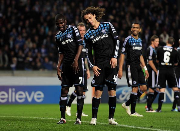 Ramires, David Luiz