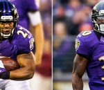 Ray Rice, Bernard Pierce