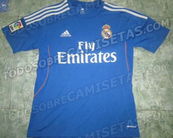 Real Madrid 13 14 Away Shirt Leaked e1369213252584 Real Madrid   The New 2013 2014 Away Kit