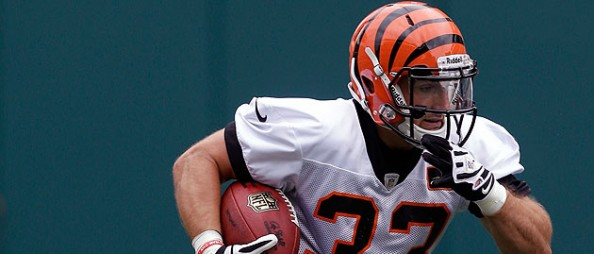Rex Burkhead e1368358847589 NFL Rumors   Cincinnati Bengals Will Make Rex Burkhead Their Number One Running Back