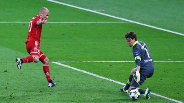 Robben's Redemption