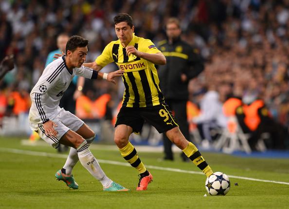 Robert Lewandowski Dortmund
