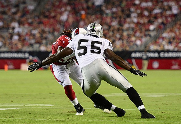 Rolando McClain e1368099152254 NFL Rumors   Baltimore Ravens Might Release Rolando McClain
