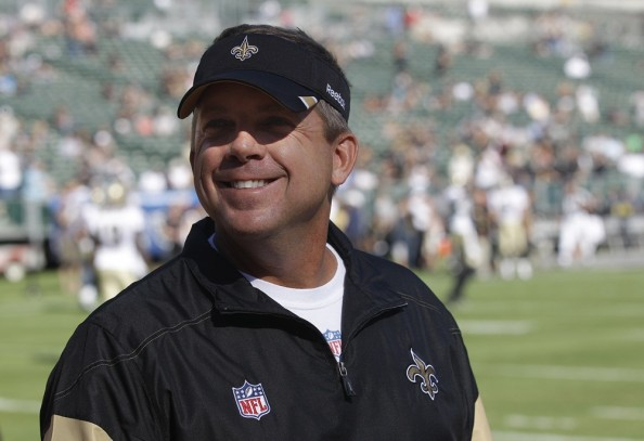Sean Payton e1369330913204 10 Highest Paid Head Coaches in 2013