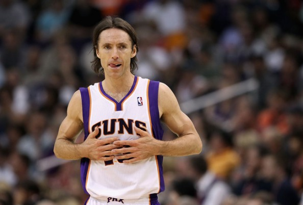 Steve Nash e1369316212265 Most NBA Playoff Triple Double Games in the Last Decade