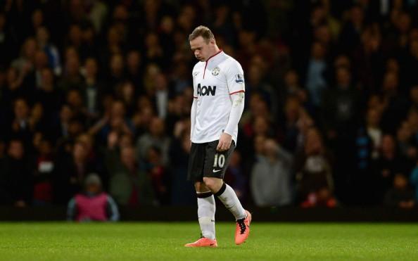 Wayne Rooney Walk Off