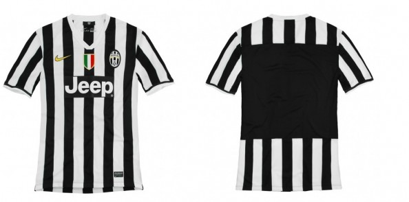 juve2 e1368256558936 The New Juventus Jersey for 2013 2014