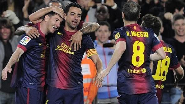 Barcelona 2013 Champions