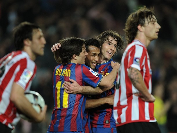 Barcelona v Athletic Bilbao - La Liga