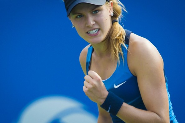 Beautiful Bouchard e1372329065592 Eugenie Bouchard, The New Sexiest Tennis Player