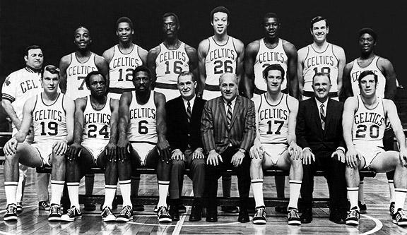 Boston Celtics 1969