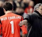 Casillas-Mourinho