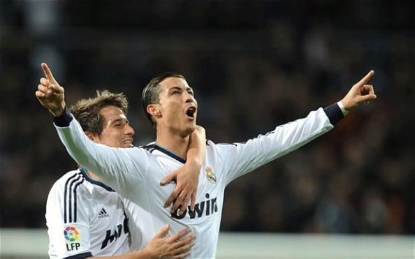 Cristiano Ronaldo, Fabio Coentrao
