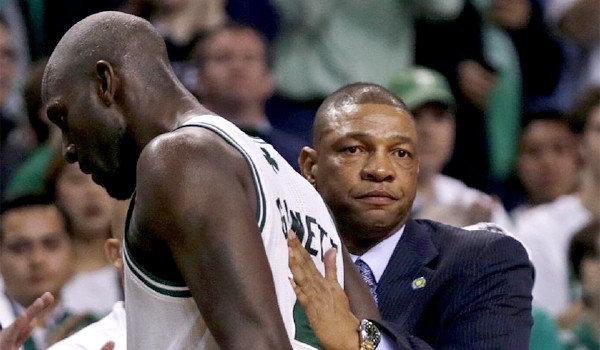 Doc Rivers, Kevin Garnett, Celtics