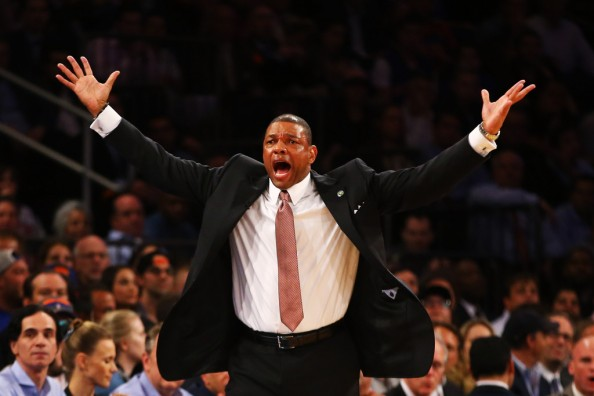 Doc Rivers e1370957538277 Boston Celtics   Doc Rivers Might Want Rajon Rondo to be Traded