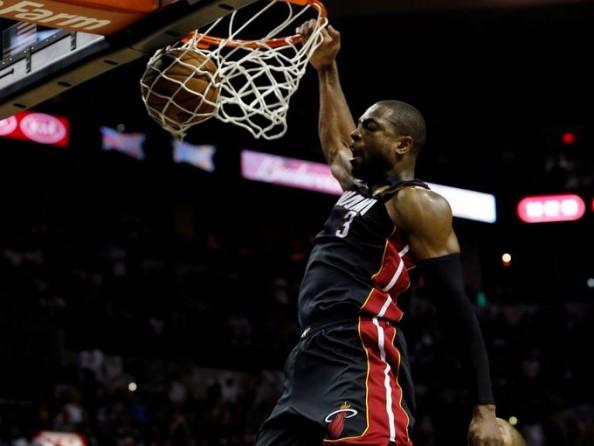 Dwyane Wade Heat