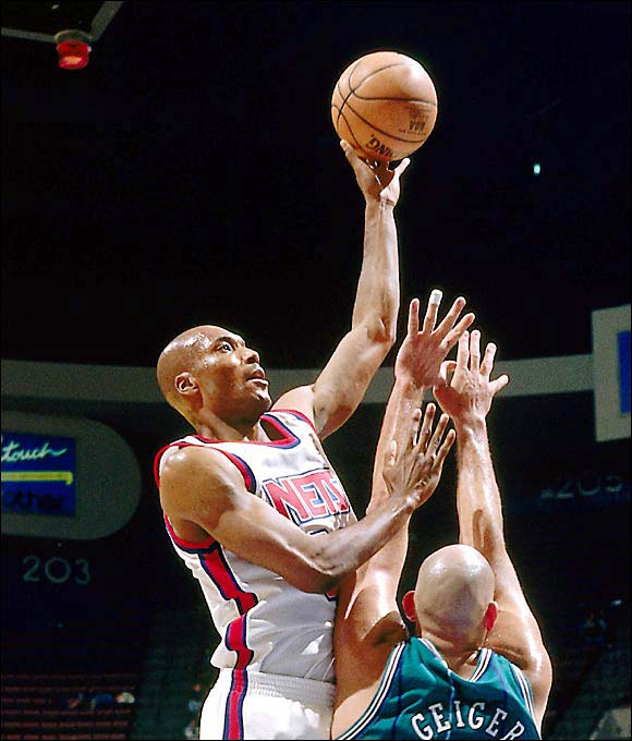 Ed OBannon 15 Biggest Busts in NBA Draft History