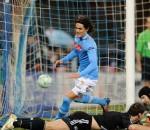 Edinson Cavani Napoli 2013