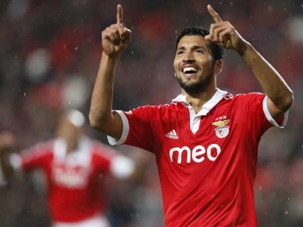 Ezequiel Garay Benfica