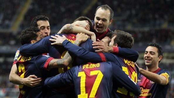 FC Barcelona 2013