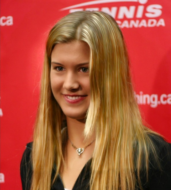 Genie Bouchard e1372329193233 Eugenie Bouchard, The New Sexiest Tennis Player