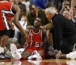 Greg Oden Injured