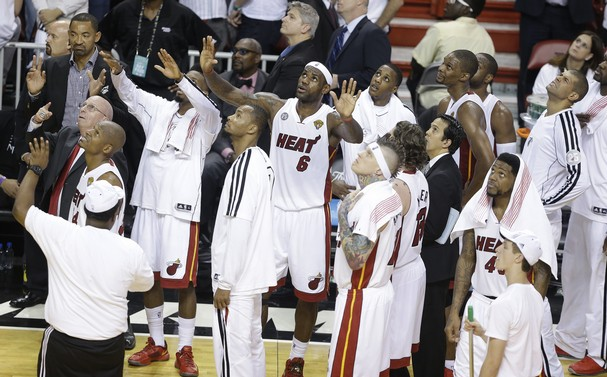 Heat Waiting for a Miracle