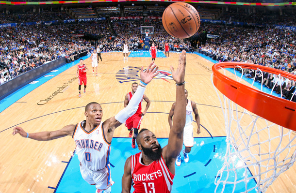 James Harden Russell Westbrook Houston Rockets   Jeremy Lin Might be Traded if Chris Paul Arrives