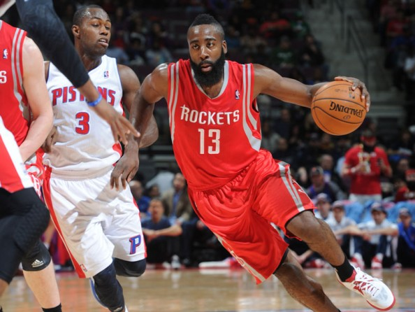 James Harden e1371473326858 NBA Rumors   Houston Rockets Trading Jeremy Lin & Omer Asik For Dwight Howard
