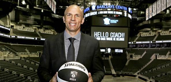 Jason Kidd head coach