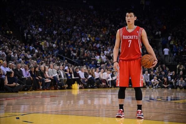 Jeremy Lin Rockets