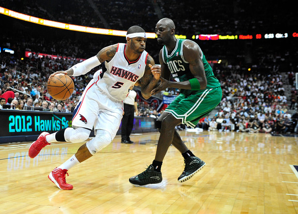 Josh Smith NBA Rumors   Boston Celtics Interested in Josh Smith