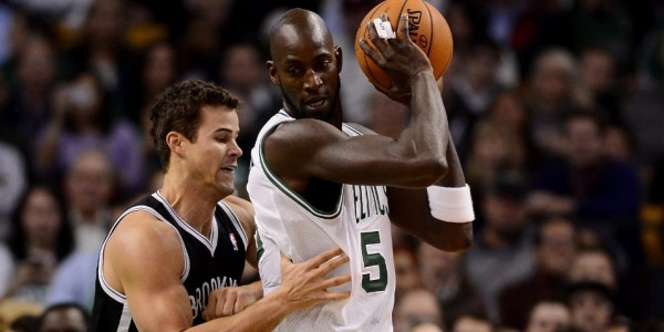 Kevin Garnett Kris Humphries NBA Rumors   Brooklyn Nets Want to Trade For Kevin Garnett