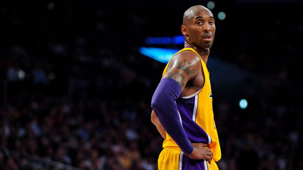 Kobe Bryant e1370508826632 10 Highest Paid Athletes in the World in 2013
