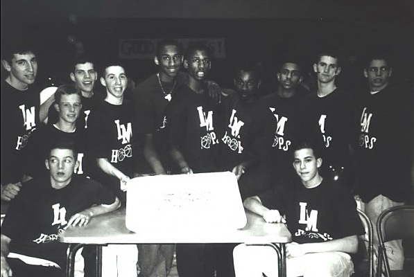 Kobe Bryant in High School
