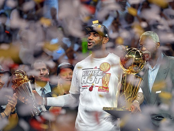 LeBron James Finals MVP