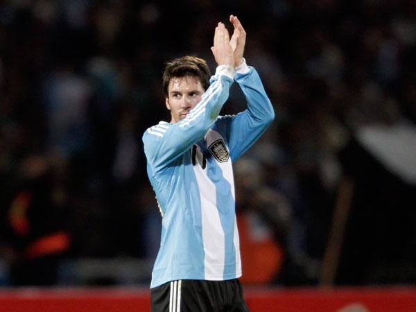 Lionel Messi Argentina