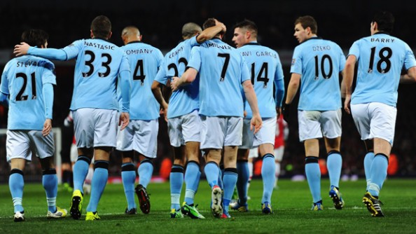Manchester City 2013