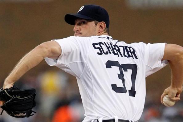 Max Scherzer Tigers