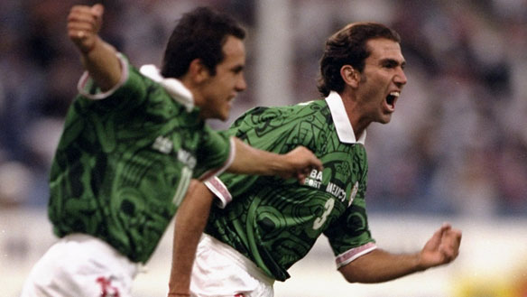 Mexico Win 1999 Confederations Cup