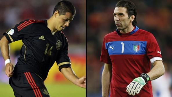 Mexico vs Italy
