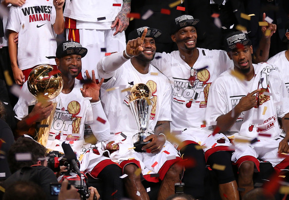 Miami Heat 2013 Champions