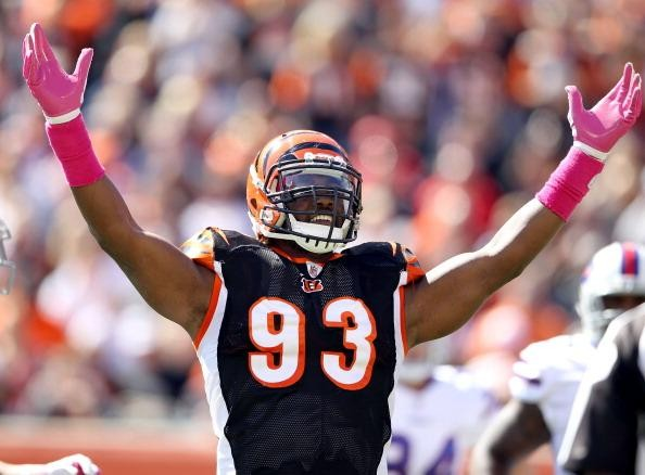 Michael Johnson NFL Rumors   Cincinnati Bengals Not Giving Michael Johnson a Long Term Deal