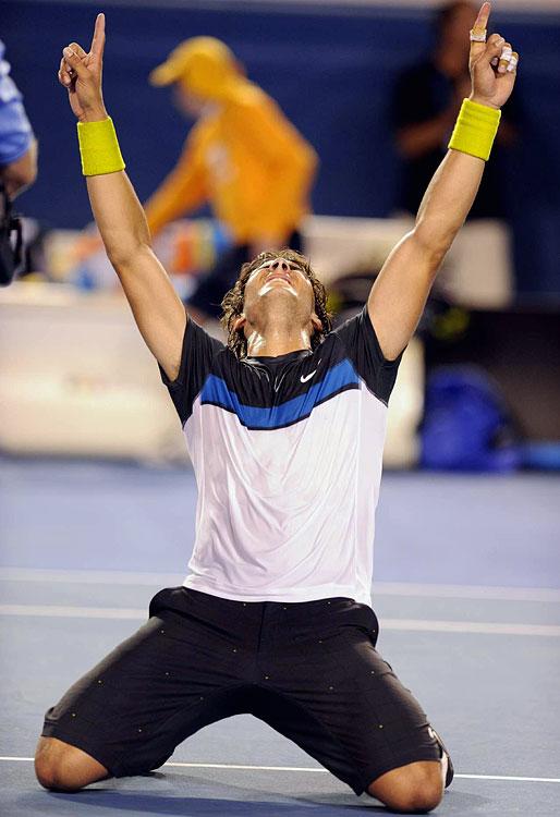 Nadal 2009 Australian Open