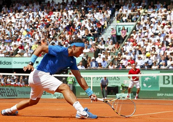Nadal 2011 French Open