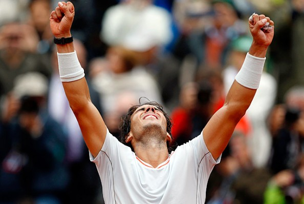 Nadal 2013 French Open