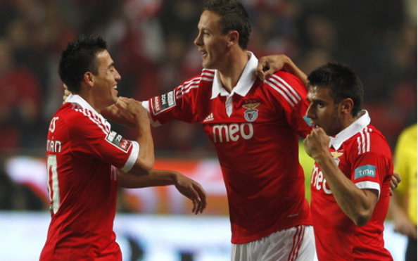 Nemanja Matic Benfica