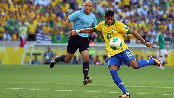 Neymar Goal II