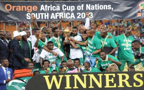 Nigeria 2013 champions